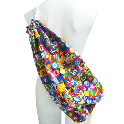 ■最大2000円OFFクーポン配布中■ 69SLAM ロックスラム サブバッグ ICON WALLPAPER 巾着袋 巾着バッグ エコバッグ ベストボディ フィットネス フィジーク