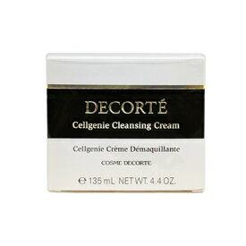 ■最大2000円OFFクーポン配布中■ コスメデコルテ セルジェニー クレンジングクリーム 125g COSME DECORTE Cellgenie Cleansing cream