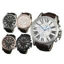 【送料無料】サルバトーレマーラ メンズ腕時計 SM14123 SSWH SSBK PGWH PGBK IPBK 全5色 クロノグラフ【Salvatore Marra】 [受注発注の為 キャンセル・変更