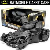 バットマン対スーパーマン新型バットモービルキャリーケースおもちゃ箱
