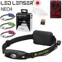 最大7年保証 LEDLENSER レッドレンザー NEO4 電池式LEDヘッドランプ トレッキング ワイド照射 あす楽対応