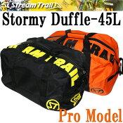 超防水バッグストリームトレイルYKKストーミー防水ジッパー採用アウトドアバッグ