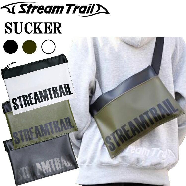 STREAMTRAIL ストリームトレイル SUCKER サッカー サコッシュタイプショルダーバッグ あす楽対応