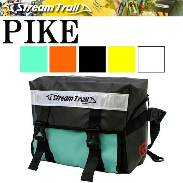 STREAMTRAIL ストリームトレイル PIKE パイク 英国郵便局型メッセンジャーバッグスクエアバッグ ファッション 送料無料【あす楽対応】