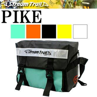 STREAMTRAIL线流跟踪PIKE梭子鱼英国邮局型信使包广场包时装