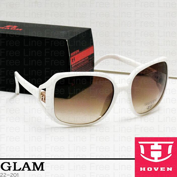 【送料無料】【HOVEN】ホーベン サングラス GLAM 22-201【あす楽対応】