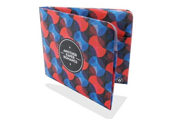 Paperwallet ペーパーウォレット Tyvek (タイベック) 製 財布 アーティストコラボ Series3-014 Julien Rivoire