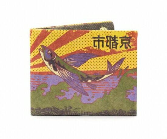 Paperwallet (ペーパーウォレット) Tyvek (タイベック) 製 財布 アーティストコラボ Series_059ELE 【ELENA RESKO】