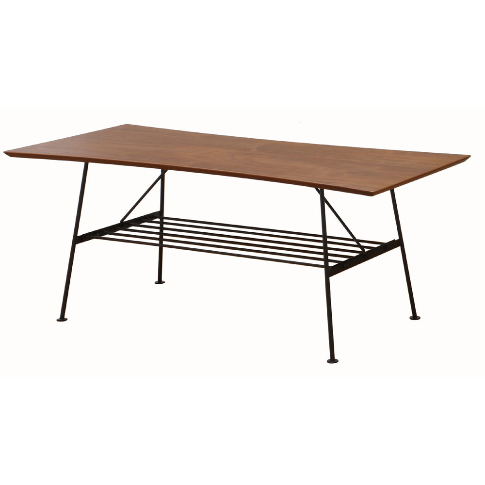 アンセム センターテーブル ブラウン 幅100cm