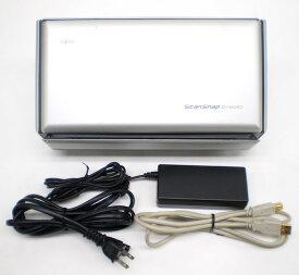 □☆FUJITSU/富士通 A4/USB/両面/スキャナー ScanSnap S1500【総スキャン枚数:318枚】【2012年製】【中古】