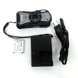 □◆PENTAX/ペンタックス 防水・防塵カメラ WG-10【中古】送料無料