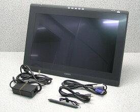 □■WACOM/ワコム 21.5型 液晶ペンタブレット DTH-2242/G ブラック ペン・スタンド付 美品!動作良好! 【中古】