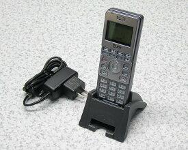 □■NTT EP80 デジタルシステムコードレス電話機/構内PHS EPNIP-PS(NEC製 Carrity-NV) 充電器付 美品!初期化済み 【中古】 送料無料