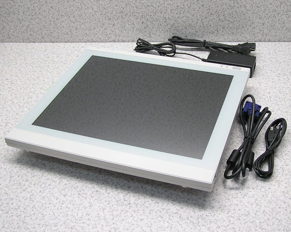 □■WACOM/ワコム 17型液晶ペンタブレット DTF-720C/NO-DX 動作良好!ペン・スタンド無し B級品 でもお買い得〜! 【中古】