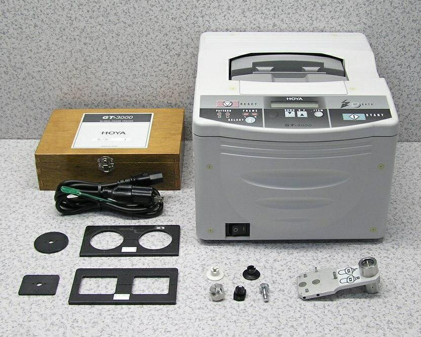 □■HOYA/ホヤ グローバルフレームトレーサー GT-3000 通電確認済【中古】