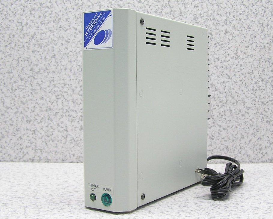 □■白山製作所 サンダーカットハイブリッド Pro HYS 101-2L(F) 通電OK! 情報通信機器を雷サージから確実に護る! 【中古】