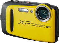 レンタル3泊4日(前日着)富士フィルムFUJIFILMデジタルカメラXP120防水FX-XP120