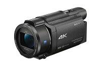 レンタル7泊8日(前日着)ソニーSONYビデオカメラFDR-AX554K