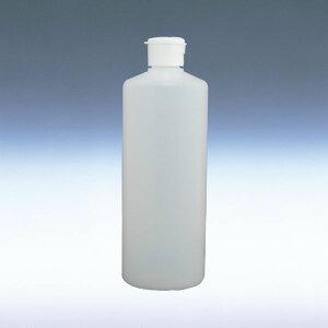 プラスチック容器 PEワンタッチキャップボトル500ml原色(半透明)