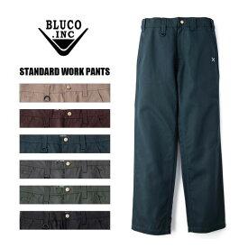 BLUCO WORK GARMENT/ブルコ STANDARD WORK PANTS/スタンダードワークパンツ OL-004・6color