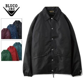 BLUCO WORK GARMENT/ブルコCOACH JACKET/コーチジャケット・6color