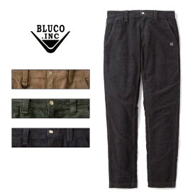 BLUCO WORK GARMENT/ブルコ KNICKERS WORK PANTS -corduroy-/コーデュロイニッカーズワークパンツOL-062C・3color