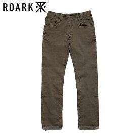 ROARK REVIVAL/ロアーク・リバイバル HWY 133 TWILL ST PANTS/ツイルストレッチパンツ・ARMY