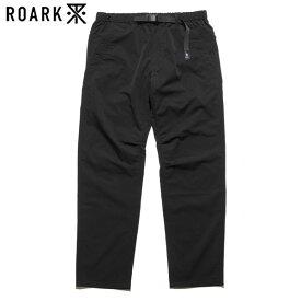 ROARK × WILDTHINGS/ロアーク×ワイルドシングス NEW SIX POCKET ST PANTS - REGULAR FIT/6ポケットパンツ・BLACK