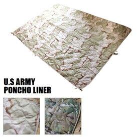U.S ARMY PONCHO LINER/アメリカ陸軍ポンチョライナー・2color