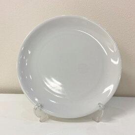 [中古]★モデルルーム展示品★【driade】ドリアデ27cmプレート2枚セット洋食器陶器白食器シンプルキッチン雑貨