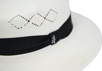 [Tesi]テシイタリア製中折れHATペーパー素材帽子おしゃれストローハット春夏新作リゾート帽子レディースメンズ