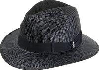 [Tesi]テシイタリア製パナマHAT本パナマ中折れHAT帽子おしゃれストローハット春夏新作リゾート帽子レディースメンズ