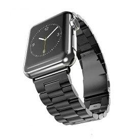 Apple Watch Series 5 対応【ネコポス便送料無料】ステンレスベルト Apple Watch ベルト Apple Watch Series 5 4 3 2 1バンド アップルウォッチ ベルト バンド スマートウォッチ Apple Watch バンド ベルト シリーズ5