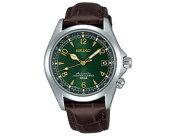 [セイコー]SEIKO腕時計MECHANICALメカニカルアルピニスト自動巻き(手巻き付)SARB017メンズ
