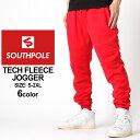 サウスポール ジョガーパンツ スウェット スリム メンズ|大きいサイズ USAモデル ブランド SOUTH POLE|スウェットパンツ 細身 アメカジ ストリート XL XXL LL 2L 3L (clearance)