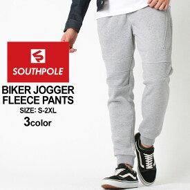 SOUTH POLE サウスポール バイカーパンツ メンズ スウェット バイカー スウェット パンツ 大きいサイズ メンズ スウェットパンツ ストリート (clearance)