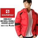SOUTH POLE サウスポール ジャケット メンズ 中綿 迷彩 ジャケット アウター 大きいサイズ (USAモデル) (clearance)
