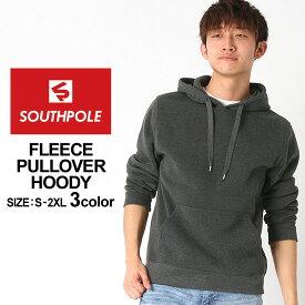 SOUTH POLE サウスポール パーカー メンズ 裏起毛 大きいサイズ メンズ パーカー プルオーバーパーカー メンズ ストリート パーカー (clearance)