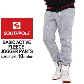 SOUTH POLE サウスポール ジョガーパンツ メンズ スウェット 大きいサイズ メンズ [ジョガーパンツ メンズ スウェット ジョガー スウェットパンツ 裏起毛 無地 大きいサイズ メンズ XL XXL LL 2L 3L]
