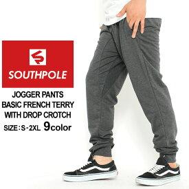 SOUTH POLE サウスポール ジョガーパンツ メンズ スポーティ スポーティー [サウスポール SOUTHPOLE ジョガーパンツ スウェット ジョガーパンツ メンズ スウェットパンツ ジョガーパンツ 大きいサイズ XL XXL LL 2L 3L] (9001-1591s) (USAモデル)