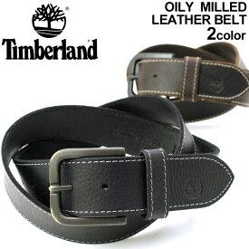 Timberland ティンバーランド ベルト メンズ 本革 ブランド 本革 ベルト メンズ レザーベルト メンズ 大きいサイズ メンズ ベルト (USAモデル)