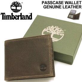 [最大2,000円OFFクーポン配布] ティンバーランド timberland 財布 メンズ 二つ折り 財布 本革 レザー 革 財布 ブランド (USA規格)