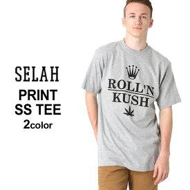 SELAH (セラー) tシャツ メンズ 半袖 プリント tシャツ [セラ パロディ tシャツ tシャツ メンズ 半袖 プリント 半袖tシャツ 大きいサイズ メンズ tシャツ ロゴt プリントtシャツ メンズ] (USAモデル) (clearance)