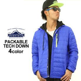 ペンフィールド ダウンジャケット メンズ PF1413|大きいサイズ USAモデル ブランド Penfield|軽量 防寒 アウター ブルゾン ジャケット (clearance)