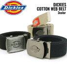 【BOYSサイズ】 Dickies ディッキーズ ベルト メンズ カジュアル (dickies-12di0314) [ディ…