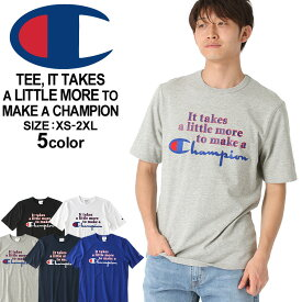 【全品対象】割引クーポン配布 | チャンピオン Tシャツ 半袖 メンズ ブランド 大きいサイズ USAモデル|ブランド 半袖Tシャツ アメカジ ロゴ|Champion