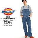 【最大2,000円OFFクーポン配布】 ディッキーズ Dickies オーバーオール メンズ 大きいサイズ ディッキーズ オーバーオ…