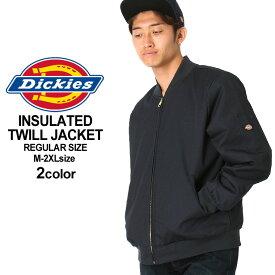 Dickies ディッキーズ ジャケット メンズ 大きいサイズ ワークジャケット Lined Team Jacket [ディッキーズ Dickies ワークジャケット メンズ ブルゾン メンズ キルティング アウター 秋冬 防寒 大きいサイズ メンズ ジャケット アメカジ] (USAモデル)