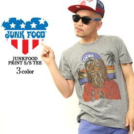 ジャンクフード Tシャツ 半袖 メンズ プリント|大きいサイズ USAモデル JUNK FOOD|スターウォーズ ビートルズ (clearance)
