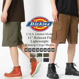 Dickies ディッキーズ ハーフパンツ メンズ 迷彩 カーゴパンツ ハーフ [Dickies ディッキーズ ハーフパンツ メンズ カーゴ ハーフパンツ メンズ ひざい下 ショートパンツ メンズ 大きいサイズ メンズ ハーフパンツ] (USAモデル)